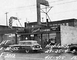 (1955) 411-415 15th Ave E - Hill Top Cafe, Philco, Superb Cleaners