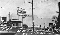 "(1956) 416 15th Ave E - ""Price & Stephens"" Thriftway"