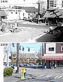 Before & After (1936 & 2008) - 426-432 15th Ave E - Jamieson Drugs - ShopRite