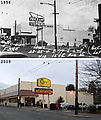 "Before & After (1956 & 2009) - 416 15th Ave E - ""Price & Stephens"" Thriftway - QFC"