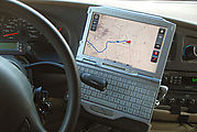 Sportsmobile: Overland Navigator, Showing My GPS Location on USGS Topographic Map