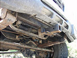 Sportsmobile - Custom Front Hitch, Installed by Olympic 4x4