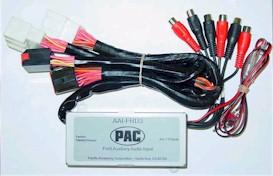 Radio Converter - PAC AAI-FRD3 Ford Auxiliary Audio Input