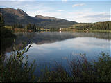 Sportsmobile Rally - Molas Lake Campground - Morning - Molas Lake