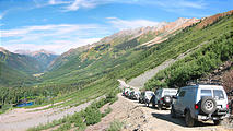Sportsmobile Rally - Tuesday Trip - Ophir Pass