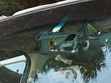 Windshield Time Lapse Camera