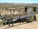 remains of the old Moab stagecoach (7/21 1:47 PM)
