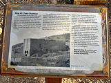 Swansea Ghost Town - Dust Chamber - Sign