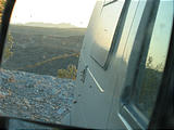 Camping - Gold Crown Mine - North of Joshua Tree Park - Bees - Sportsmobile (May 29, 2006 7:21 PM)