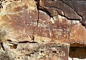 Nine Mile Canyon - Petroglyphs