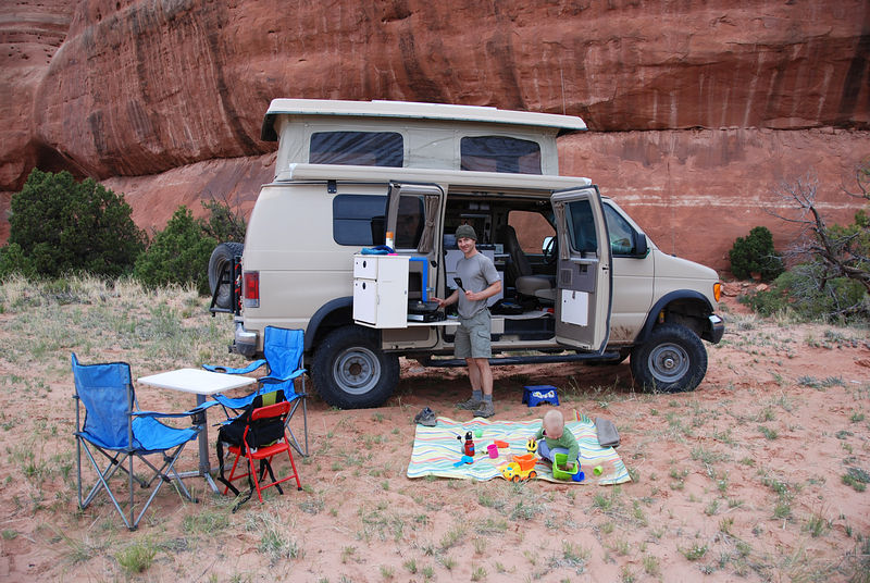 Sportsmobile 4x4 For Sale >> Moab & Arches | Utah Road Trip 2011