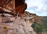 Cedar Mesa - Lower Mule Canyon Ruins