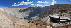 Salt Lake City - Bingham Copper Mine