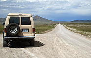 Pony Express Trail - Road - Sportsmobile
