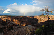 Canyon - Campsite - Rainbow