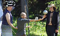 Ceremony - Contact Juggling