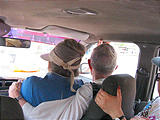 Taxi to Monte Alban - Maureen Carl