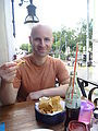 Yucatan - Mérida - Restaurant - Plaza Serenata - Lunch - Geoff