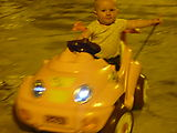 Yucatan - Cancún - Town Square - Rental Kiddie Car - Lyra