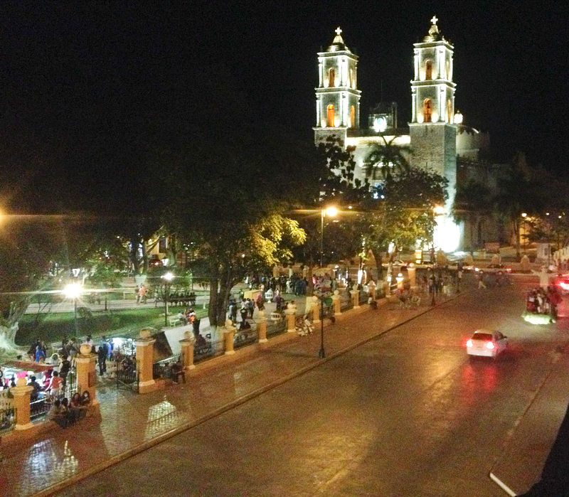 Valladolid Yucat 225 N 2015